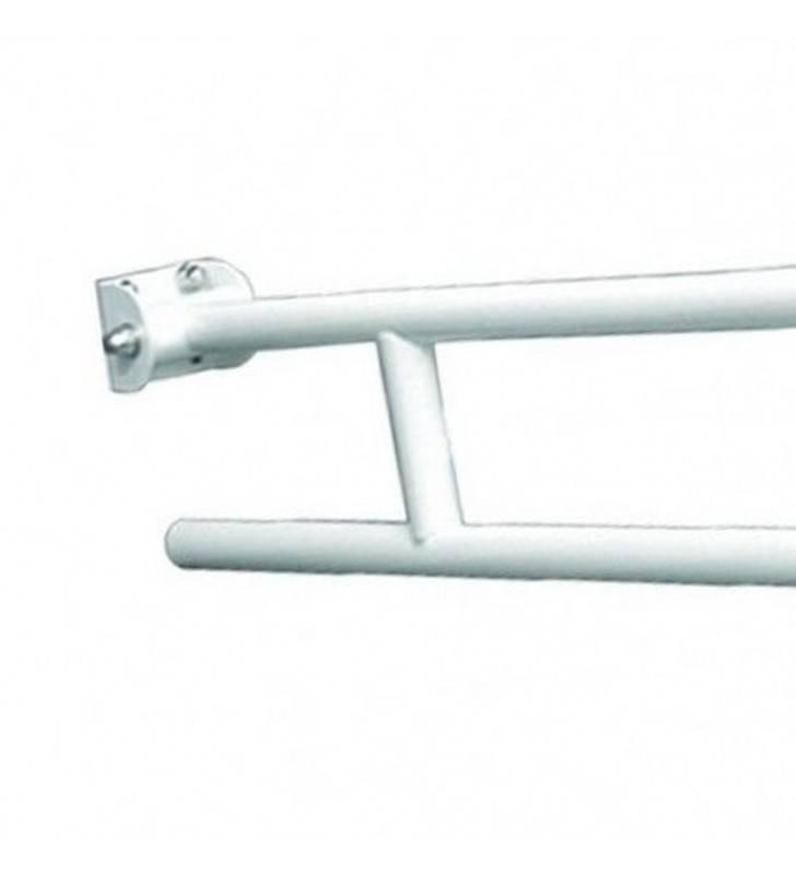 Maniglione barra ribaltabile cm 60 con frizione per bloccaggio verticale Goman ZB04/01