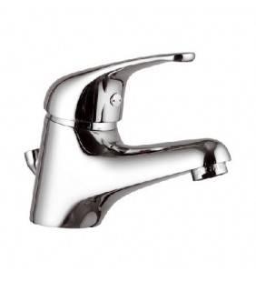 Mariani monocomando per lavabo 393e2 Mariani Rubinetterie A00393E200