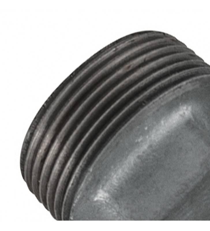 """Tappo ghisa 1""""1/4 m Idrobric SMK-N0970 E"""