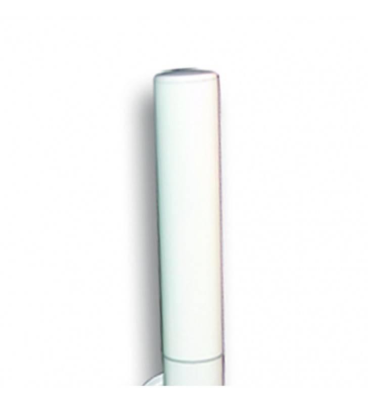 Portarotolo di scorta in alluminio bianco Goman AN-B113/01