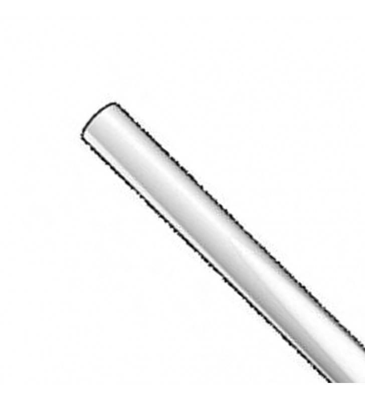 Tubo da cm 60 in acciaio rivestito in nylon bianco Goman N-C1060