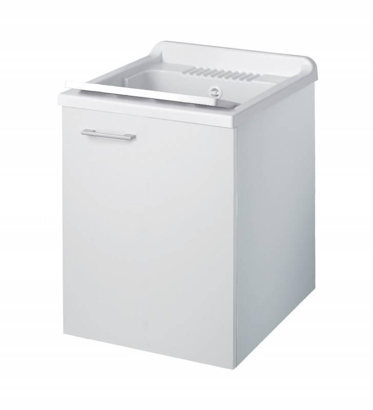 Lavatoio sospeso 45x50 ad anta singola Negrari 6006SOS