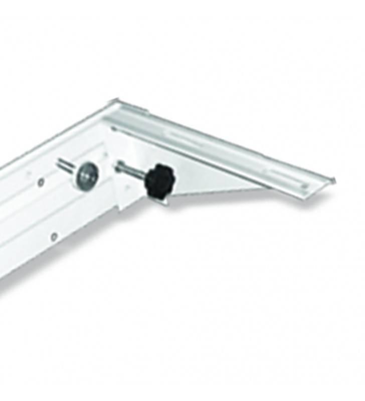 Meccanismo manuale reclinabile per lavabo Goman D0134/01