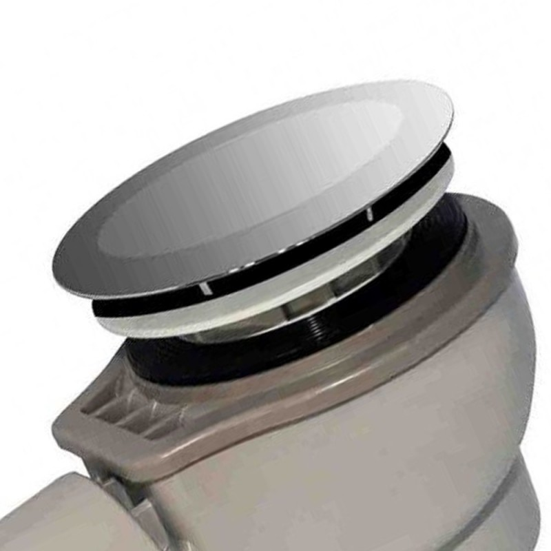 Sifone geberit per piatto doccia con piletta 60 mm basso Geberit SCASIF0148PD