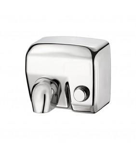 Asciugamani elettrico con pulsante lucido Goman D0ALP/99