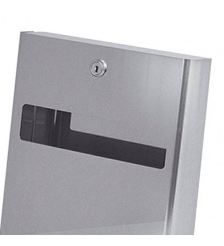 Dispenser veline copriwater in inox Goman H0955/99