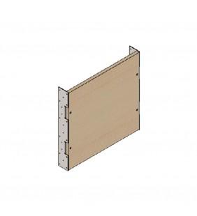 Tavola multistrato h50 cm interasse 60 cm