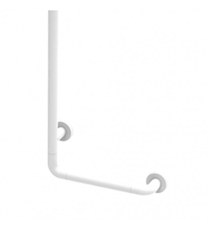 Maniglia con saliscendi per bagni disabili ed anziani, goman Goman AN-031SDF/01