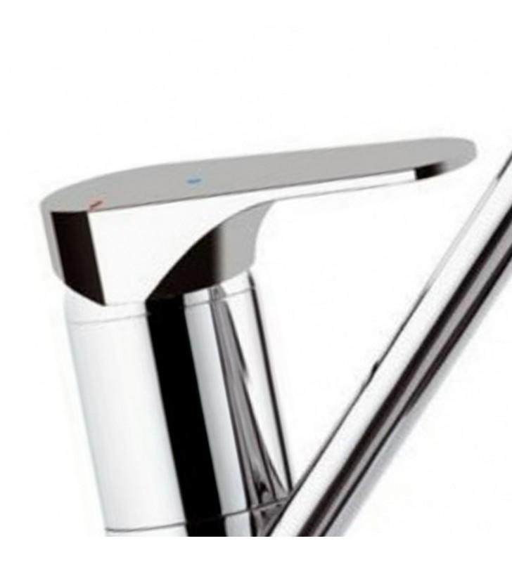 Rubinetto lavello con bocca girevole, risparmio energetico e idrico class line eco Remer LE40LT8