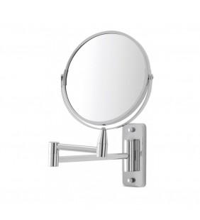 Specchio da muro cromo d:17cm