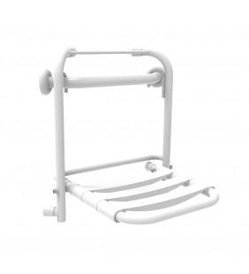 Seggiolino ribaltabile per disabili ed anziani e maniglia goman Goman X832/01