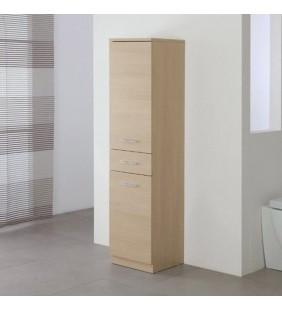 Colonna per bagno singola 35cm 2ante/1cass stella laric