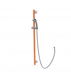 Saliscendi doccia 120 arancio ral2008 Goman LEO-X030/65