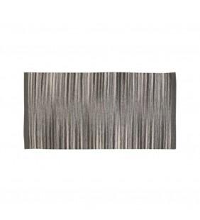 Tappeto cotone runner 60x120cm grigio