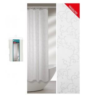 Tenda doccia con forme a rami chiara feridras 180x200 Feridras 187002