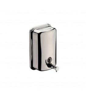 Dispenser sapone da muro cromato Remer RB600