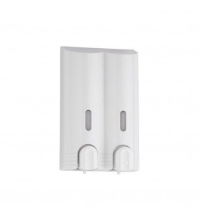 Dispenser sapone da muro doppio (MM3)