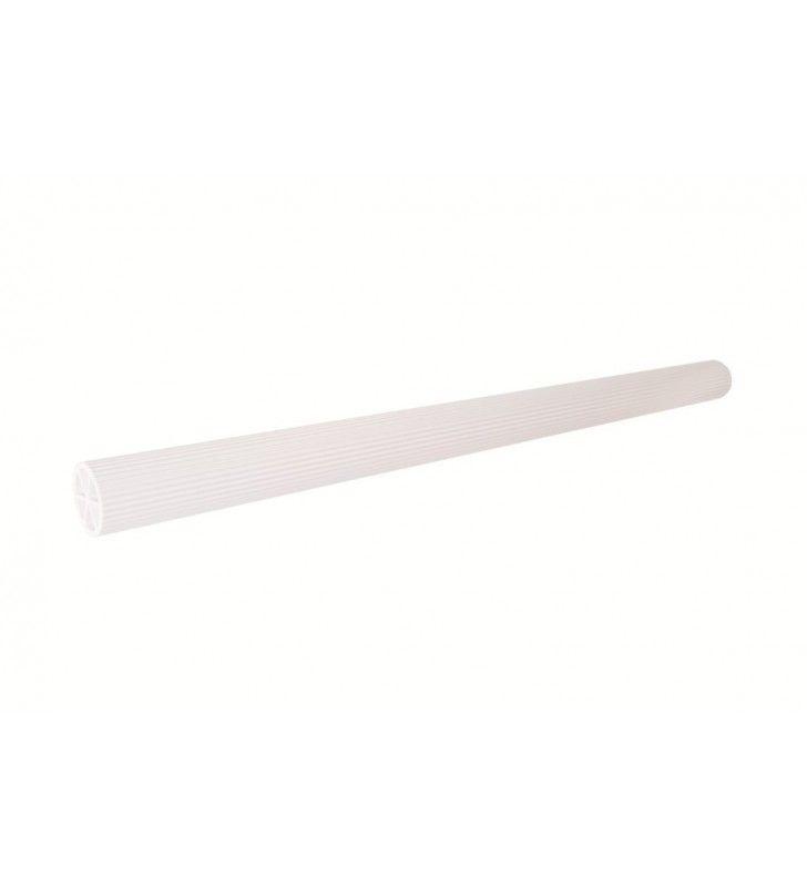 Tubo rigato in plastica serie care cm l. 100 Aquasanit A10691PL004