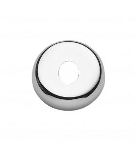 Rosone foro ovale cromato Remer 140OC X