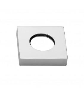 Rosone a muro quadrato con or Remer 144S X
