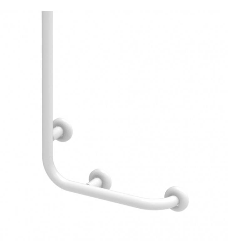 Maniglia inox con porta doccino Goman D0031BSDF/01