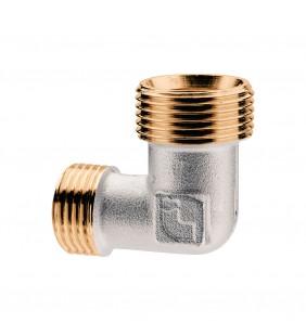"Gomito a compressione per tubo rame MM 1/2"" Idrobric SACRAC0706GM"