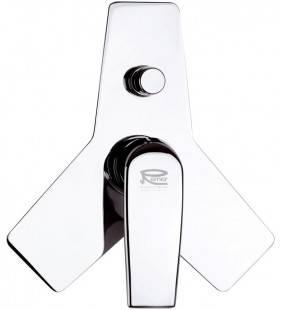 Rubinetto incassocon deviatore per vasca/doccia - serie atmos Remer A09V