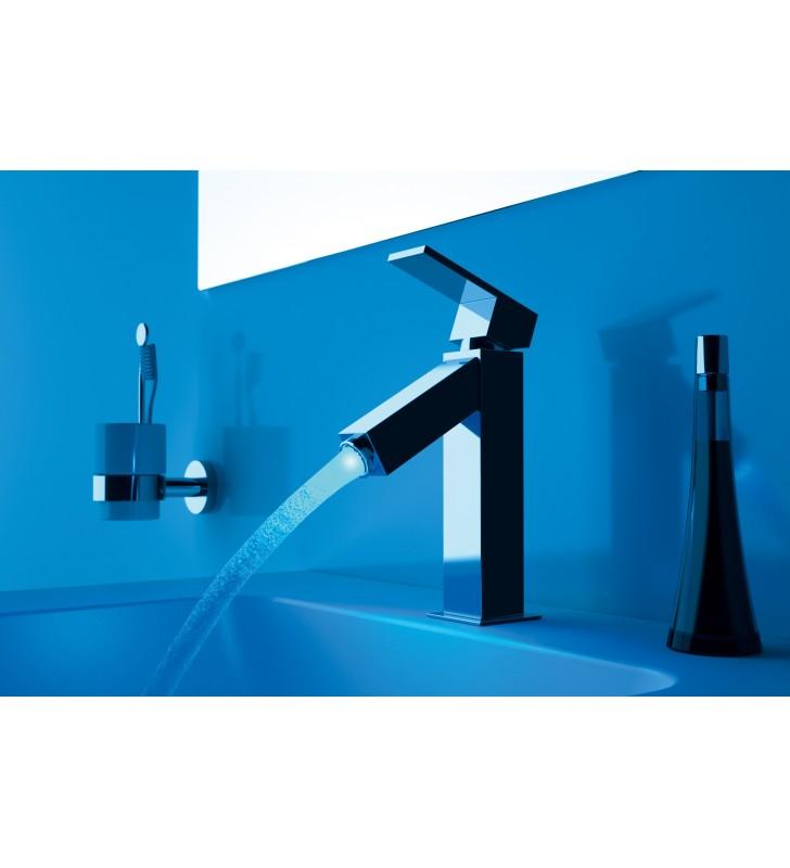 Rubinetto lavabo con led serie q color remer Remer QR11