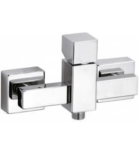 Miscelatore monocomando esterno per doccia - serie sq3 Remer S313