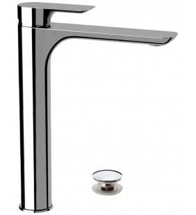 Rubinetterie REMER miscelatore alto per lavabo serie Infinity