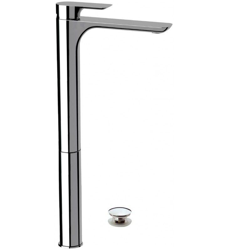 Infinity miscelatore XXL ideale per lavabi moderni a bacinella
