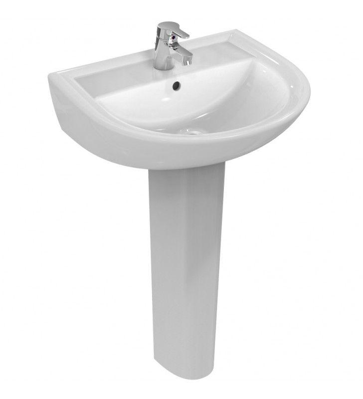 Colonna per lavabo - Serie Free
