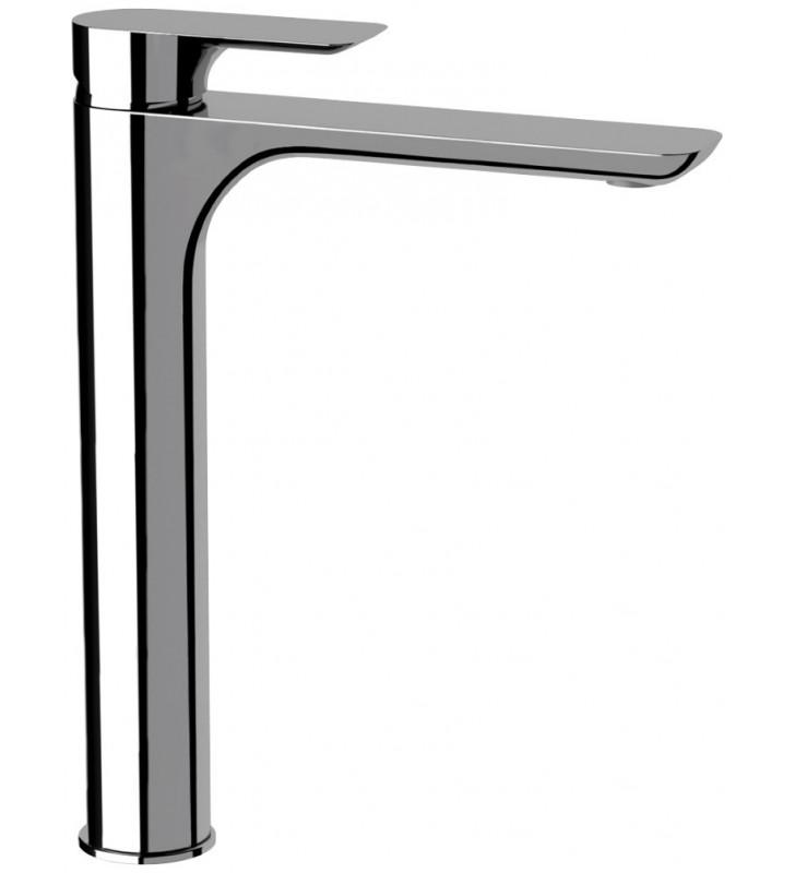 REMER Infinity Miscelatore monocomando lavabo alto senza scarico