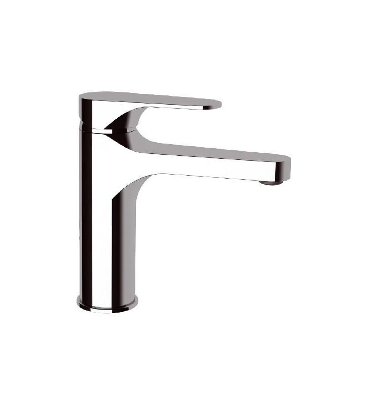 Miscelatore lavabo ad incasso parete remer serie infinity