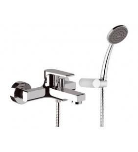 Miscelatore monocomando vasca con accessori tondo moderno Mariani Rubinetterie 230-AT