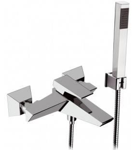 Miscelatore vasca esterno - serie speed Daniel Rubinetterie SP610CR
