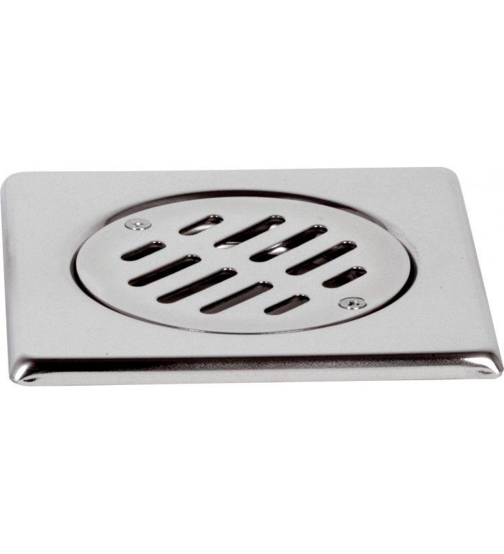 Copertura a pavimento 10x10 con griglia fissa (MM4) RR 913GV10