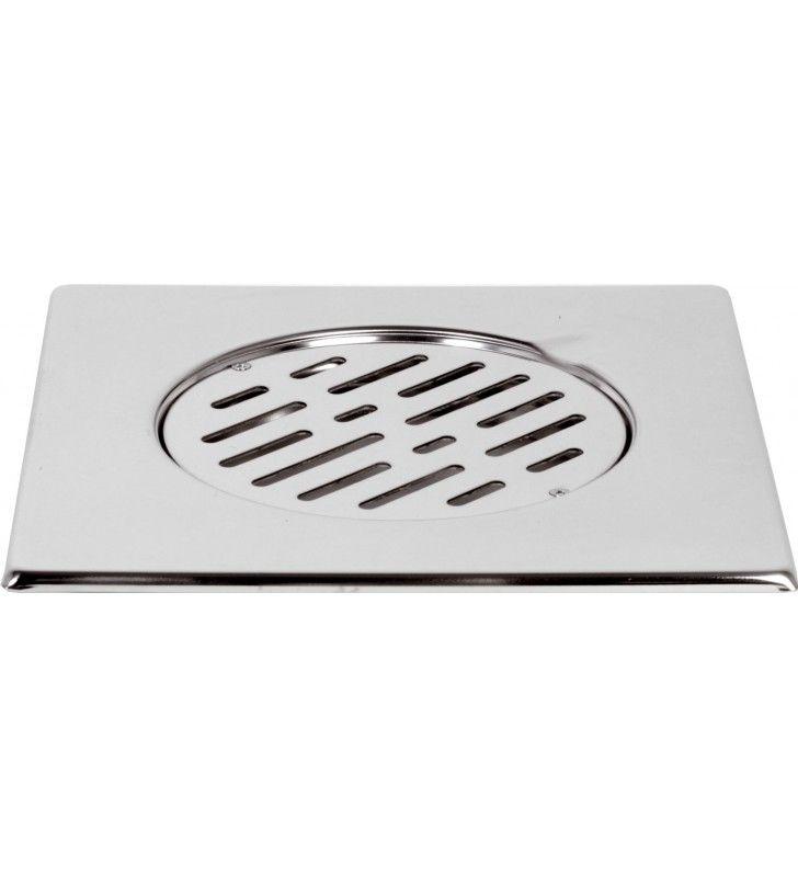 Copertura a pavimento 20x20 con griglia fissa RR 913GV20