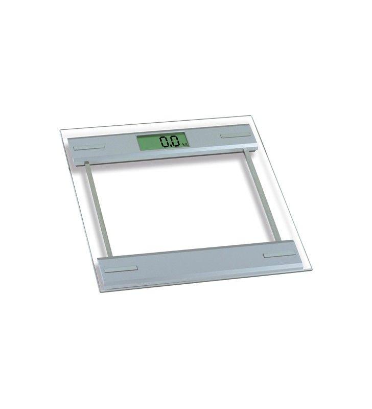 Bilancia elettronica pesapersone quadrata Remer RB711