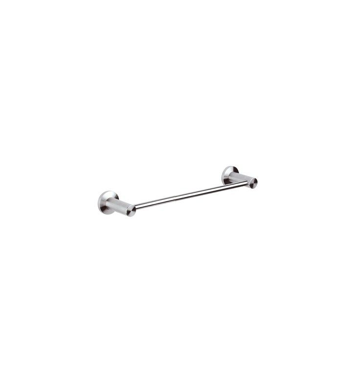 Portasalviette cm 40 - serie minimal inox (MM1) Remer MI40INOX