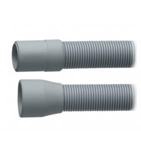 Tubo di scarico per lavatrice in plastica spiralato 500 cm RR 305B500