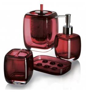 Set completo ROSSO - Serie Small  SET31