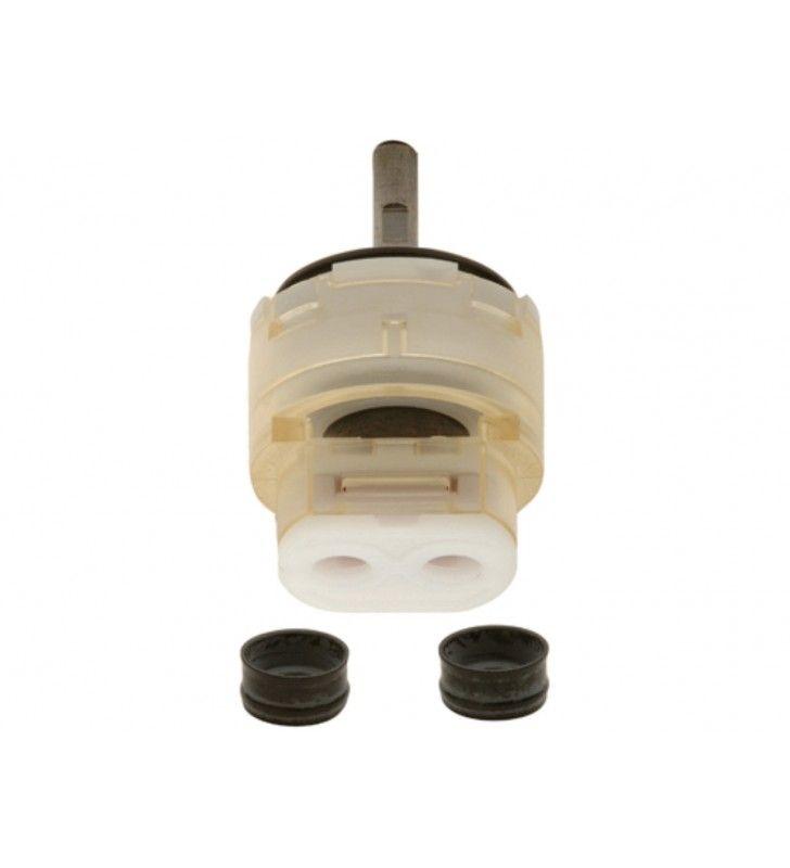 Cartuccia a dischi ceramici diam. mm 32 movimento a joystick RR J50