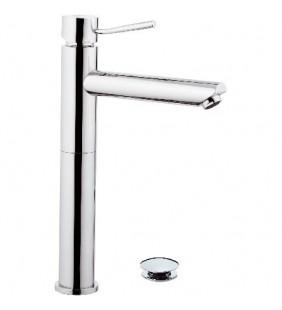 Monocomando lavabo extra alto serie minimal Remer N10LXLB