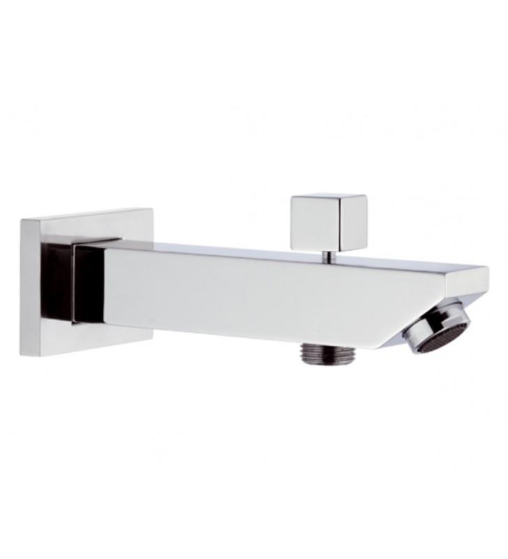 Bocca incasso rubinetti vasca-doccia Remer 91SD