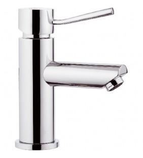 Remer miscelatore monocomando lavabo minimal senza scarico Remer N11