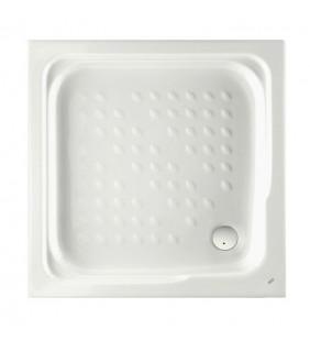 Piatto doccia 70x70 in ceramica serie Malta