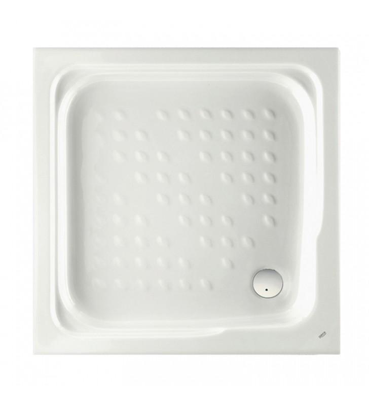 Piatto doccia 80x80 in ceramica serie Malta