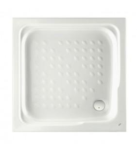 Piatto doccia 90x90 ceramica quadrato serie Malta