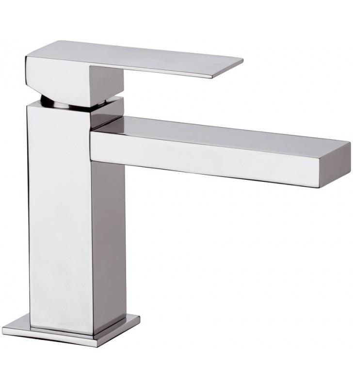 Rubinetto lavabo serie q design - Miscelatore bagno moderno ...